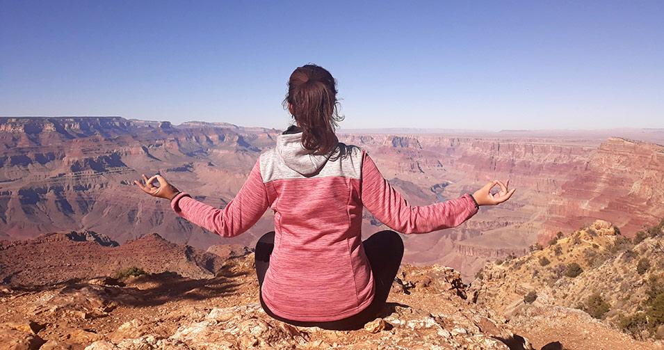 meditation und trance hilft zu heilen und gesund zu werden